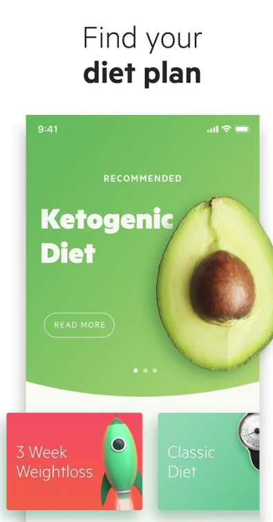 Lifesum - Diet Plan, Macro Calculator & Food Diary - App ...